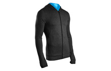 Sugoi Men&#039;s Pace Hoodie black/true blue